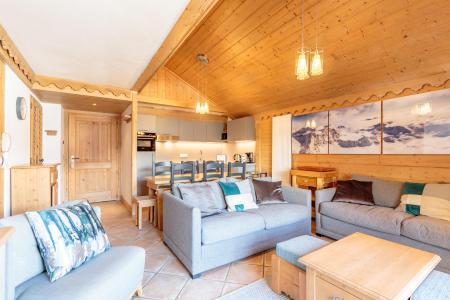 Vacances en montagne Appartement 4 pièces 8 personnes (C10) - Les Chalets du Gypse - Saint Martin de Belleville