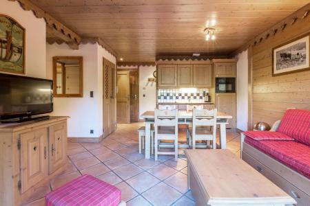 Vacances en montagne Appartement 3 pièces 6 personnes (A02) - Les Chalets du Gypse - Saint Martin de Belleville - Logement