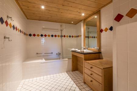 Vacances en montagne Appartement 3 pièces 6 personnes (C07) - Les Chalets du Gypse - Saint Martin de Belleville - Logement