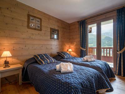 Vacances en montagne Appartement 3 pièces 6 personnes (C09) - Les Chalets du Gypse - Saint Martin de Belleville - Logement
