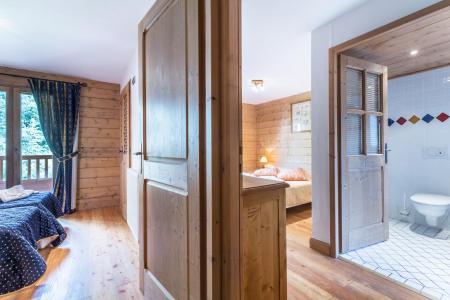 Vacances en montagne Appartement 4 pièces 8 personnes (B02) - Les Chalets du Gypse - Saint Martin de Belleville - Logement