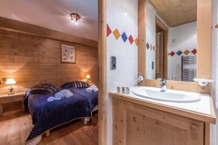 Vacances en montagne Appartement 4 pièces 8 personnes (C08) - Les Chalets du Gypse - Saint Martin de Belleville - Logement