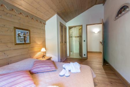 Vacances en montagne Appartement 5 pièces 10 personnes (A08) - Les Chalets du Gypse - Saint Martin de Belleville - Chambre