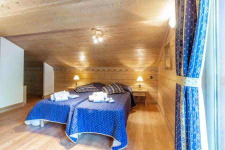 Vacances en montagne Appartement 5 pièces 10 personnes (A08) - Les Chalets du Gypse - Saint Martin de Belleville - Chambre mansardée