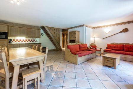 Vacances en montagne Appartement 5 pièces 10 personnes (A08) - Les Chalets du Gypse - Saint Martin de Belleville - Séjour
