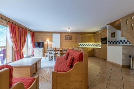 Vacances en montagne Appartement 5 pièces 10 personnes (C15) - Les Chalets du Gypse - Saint Martin de Belleville - Logement