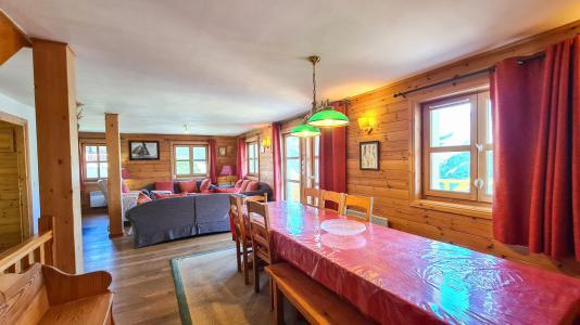 Vacances en montagne Appartement 7 pièces 12 personnes (66) - Les Chalets du Hameau - Flaine