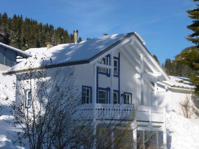 Vacances en montagne Chalet 4 pièces 8 personnes (24) - Les Chalets du Hameau - Flaine