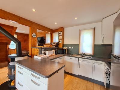 Vacances en montagne Chalet 4 pièces 8 personnes (24) - Les Chalets du Hameau - Flaine - Logement