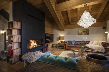Vacances en montagne Chalet 7 pièces 12 personnes (CULLINAN) - Les Chalets du Koh-I-Nor - Val Thorens - Logement