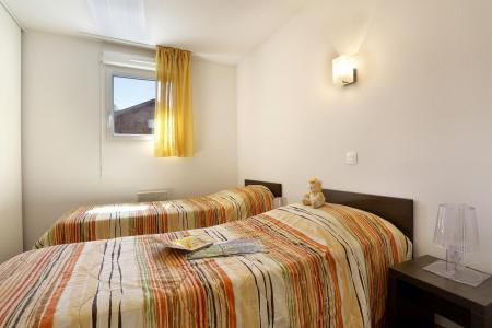 Holiday in mountain resort Les Chalets du Verdon - Val d'Allos - Bedroom