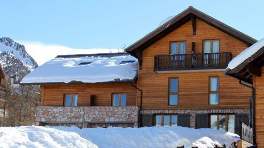 Location au ski Les Chalets Le Bouquetin Ii - Vars - Extérieur été
