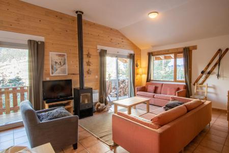 Vacanze in montagna Chalet 5 stanze per 10 persone (CHT91) - Les Chalets Petit Bonheur - La Norma