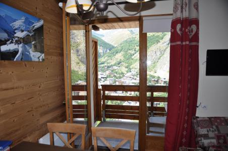 Holiday in mountain resort 2 room apartment 5 people (22) - Les Chalets Valoria - Valloire - Balcony