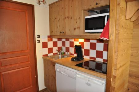 Holiday in mountain resort 2 room apartment 5 people (22) - Les Chalets Valoria - Valloire - Kitchenette
