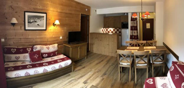 Holiday in mountain resort 3 room apartment 6 people (01) - Les Chalets Valoria - Valloire
