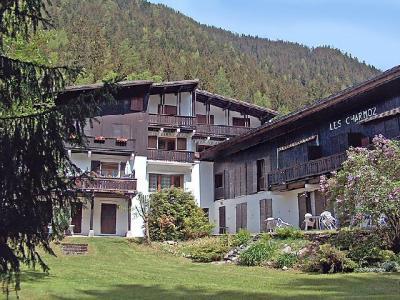 Rent in ski resort 3 room apartment 6 people (2) - Les Charmoz - Chamonix - Summer outside