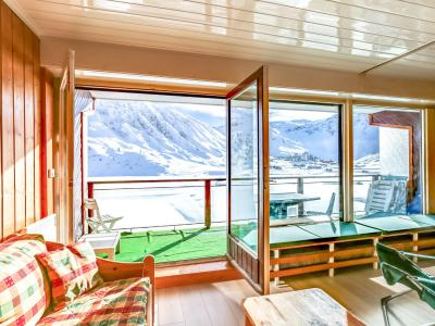 Rent in ski resort 3 room apartment 6 people (1) - Les Cimes - Tignes - Summer outside