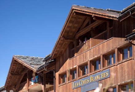Location au ski Les Cimes Blanches - La Rosière - Extérieur été