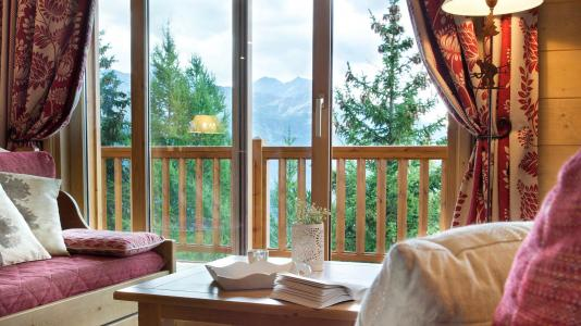 Rent in ski resort Les Cimes Blanches - La Rosière - Summer outside