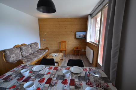 Vacances en montagne Appartement 3 pièces 4-6 personnes (303) - Les Côtes d'Or Chalet Argentière - Les Menuires
