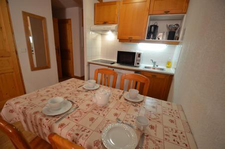 Vacances en montagne Appartement 2 pièces cabine 4-6 personnes (002) - Les Côtes d'Or Chalet Argentière - Les Menuires