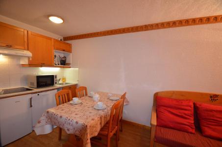 Vacances en montagne Appartement 2 pièces cabine 2-4 personnes (002) - Les Côtes d'Or Chalet Argentière - Les Menuires