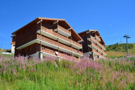 Location Les Menuires : Les Côtes d'Or Chalet Argentière été