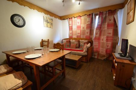 Vacances en montagne Appartement 2 pièces cabine 4 personnes (202) - Les Côtes d'Or Chalet Argentière - Les Menuires - Logement