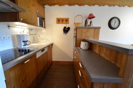 Vacances en montagne Appartement 2 pièces cabine 4 personnes (202) - Les Côtes d'Or Chalet Argentière - Les Menuires - Cuisine