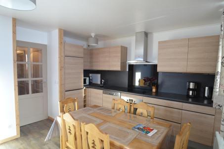 Vacances en montagne Appartement 3 pièces 4-6 personnes (101) - Les Côtes d'Or Chalet Argentière - Les Menuires - Cuisine