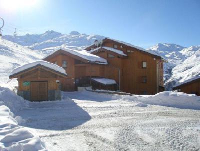 Vacances en montagne Les Côtes d'Or Chalet Bossons - Les Menuires