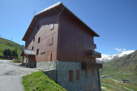 Vacances en montagne Les Côtes d'Or Chalet Courmayeur - Les Menuires