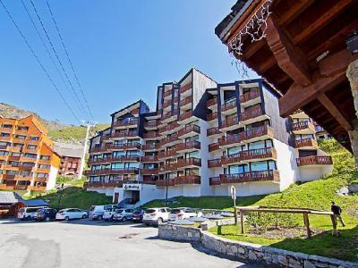 Rent in ski resort 1 room apartment 4 people (1) - Les Eterlous - Val Thorens - Summer outside