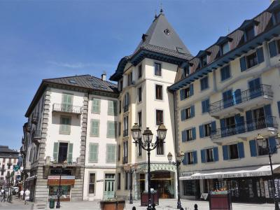 Holiday in mountain resort 1 room apartment 4 people (3) - Les Evettes - Chamonix