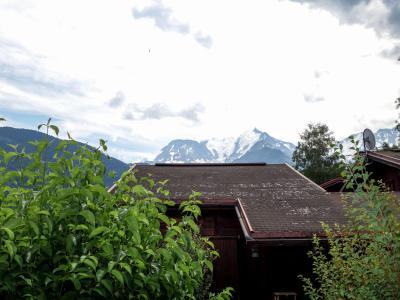 Rent in ski resort 4 room apartment 6 people (2) - Les Farfadets - Saint Gervais - Summer outside