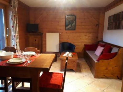 Vacances en montagne Appartement 3 pièces 6 personnes - Les Fermes de Méribel Village - Méribel
