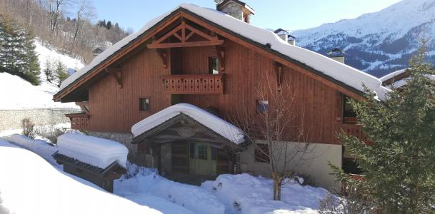Rental  : Les Fermes de Meribel Village - Inuit summer