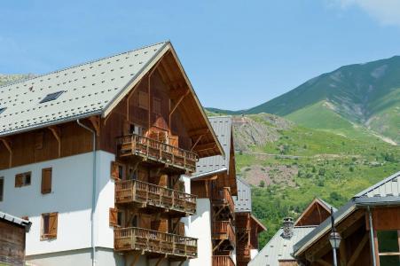 Vacances en montagne Les Fermes de Saint Sorlin - Saint Sorlin d'Arves - Extérieur été