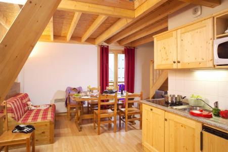 Vacances en montagne Les Fermes de Saint Sorlin - Saint Sorlin d'Arves - Séjour