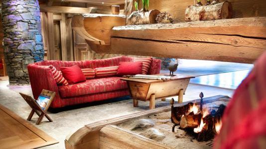 Vacances en montagne Les Fermes de Sainte Foy - Sainte Foy Tarentaise - Réception