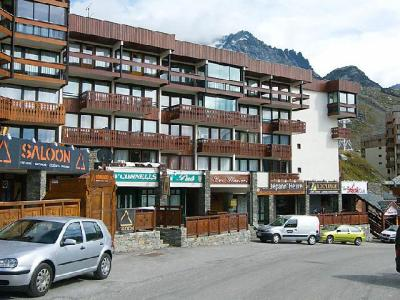 Rent in ski resort 1 room apartment 4 people (1) - Les Glaciers - Val Thorens - Summer outside