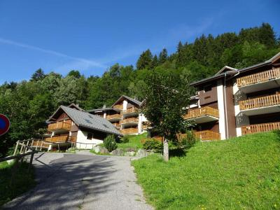 Rent in ski resort Les Hauts de Planchamp - Champagny-en-Vanoise - Summer outside
