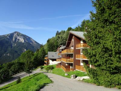 Rent in ski resort 4 room apartment 6 people (A6) - Les Hauts de Planchamp - Champagny-en-Vanoise - Summer outside