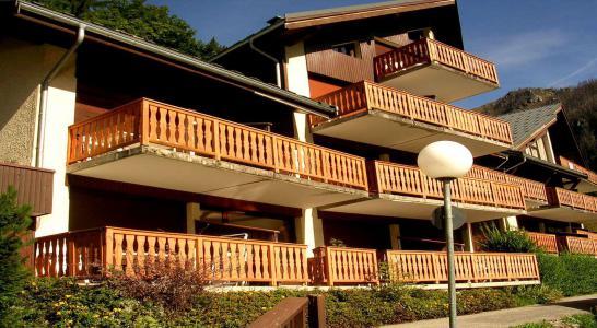 Location au ski Les Hauts de Planchamp - Ancoli - Champagny-en-Vanoise - Extérieur été