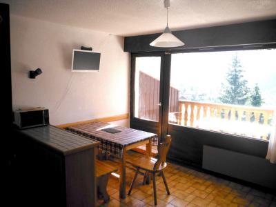Vacances en montagne Studio coin montagne 6 personnes (A032CL) - Les Hauts de Planchamp - Ancoli - Champagny-en-Vanoise