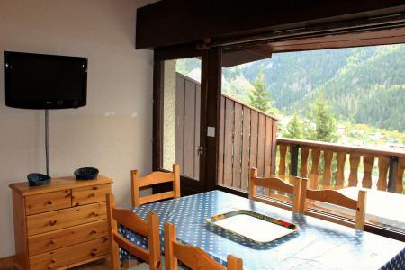 Vacances en montagne Appartement 2 pièces mezzanine 5 personnes (A039CL) - Les Hauts de Planchamp - Ancoli - Champagny-en-Vanoise - Séjour