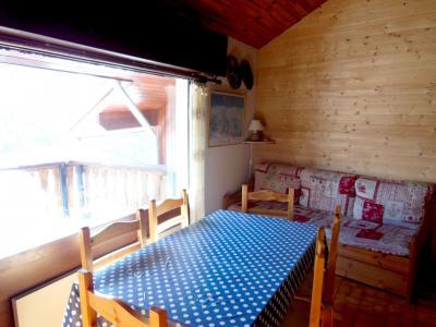 Vacances en montagne Appartement 2 pièces mezzanine 5 personnes (A039CL) - Les Hauts de Planchamp - Ancoli - Champagny-en-Vanoise - Table