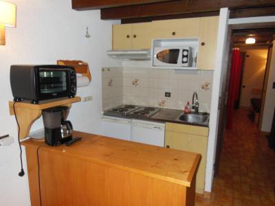 Vacances en montagne Appartement 3 pièces coin montagne 8 personnes (A041CL) - Les Hauts de Planchamp - Ancoli - Champagny-en-Vanoise - Kitchenette