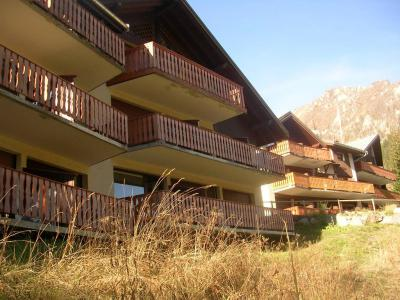 Rent in ski resort 2 room apartment 5 people (C003CL) - Les Hauts de Planchamp - Campanule - Champagny-en-Vanoise - Summer outside